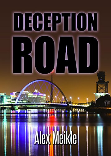 Deception Road available now in Amazon